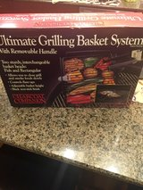 Ultimate Grilling basket system in Batavia, Illinois