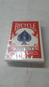 Bicycle Rider Back Playing Cards in Spring, Texas