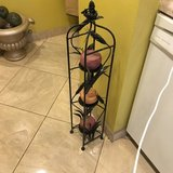 Black Candle Stand in Schaumburg, Illinois