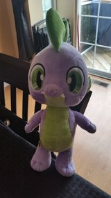 My little Pony Spike Plush in Chicago, Illinois