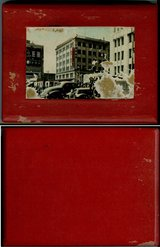 Tokyo photo album late 1940's or early 1950's in Okinawa, Japan