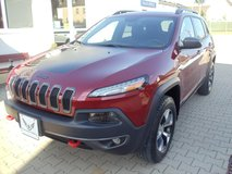 2015 Jeep Cherokee Trailhawk in Ansbach, Germany