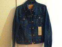 New Levi Denim Jacket in Stuttgart, GE
