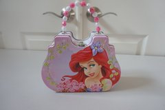 Disney Ariel Metal Lunch Box in Joliet, Illinois