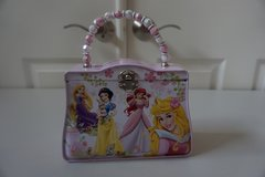 Disney Princess Metal Lunch Box in Joliet, Illinois