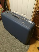 Vintage suitcase in Camp Lejeune, North Carolina