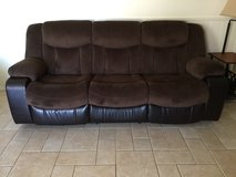 Ashley furniture couch and love seat recliners in Alamogordo, New Mexico
