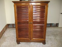 Armoire/ Black Walnut in Camp Pendleton, California