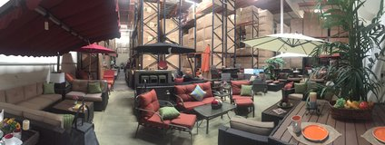 Patio Furniture Closeout in Los Angeles, California