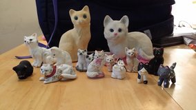 Lot of vintage cats in Naperville, Illinois