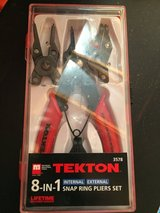 Snap Ring Pliers Set in Fort Irwin, California