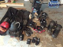 Boys Baseball gear lot in Houston, Texas