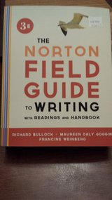 Field Guide to writing in Beaufort, South Carolina