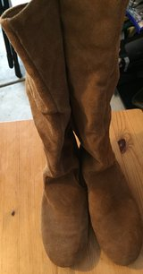 Suede Boots in Springfield, Missouri