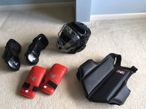 ATA Sparring gear in Algonquin, Illinois