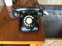 Antiques telephone in Okinawa, Japan
