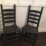 2 Antique Chairs in Fort Campbell, Kentucky