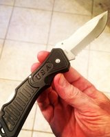 Sale! Mustang Trapper Folding Knife in Fort Benning, Georgia
