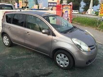 2007 Nissan Note - Excellent Economy Vehicle - TINT - Commuter Car - Compare & $ave! in Okinawa, Japan