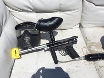 NEW PAINTBALL GUN W/ACCESSORIES in Oceanside, California