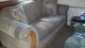 Couch and loveseat in Baytown, Texas