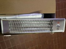 """Small 18"""" 220V patio heater in Ramstein, Germany"""