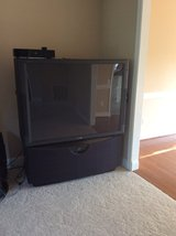 "60"" rear projection TV in Fort Belvoir, Virginia"