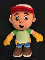 Handy Manny 18 inch Plush Toy (Like NEW) in Okinawa, Japan