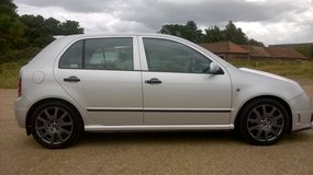 SKODA FABIA  VRS needs to be gone by next weekend make an offer . in Lakenheath, UK