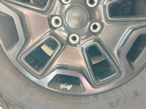 Jeep Wrangler 5 Wheels & Tires - Limited Edition - Brand New in Houston, Texas