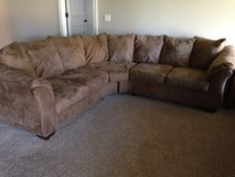 2pc Sectional in Lawton, Oklahoma