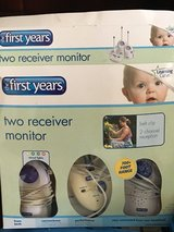 Baby monitors- First years or safety first in Conroe, Texas