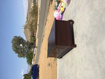 Coffee Table Teak with storage 4 Drawers in Yucca Valley, California
