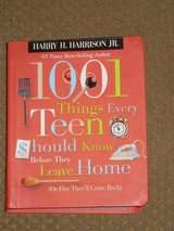 1001 things every teen should know before they leave home in Bolingbrook, Illinois