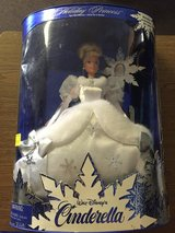 1996 Disney Holiday Princess Cinderella in 29 Palms, California