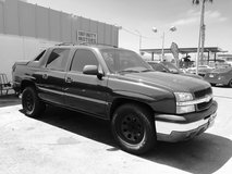 TRUCK CHEVY AVALANCHE in Camp Pendleton, California