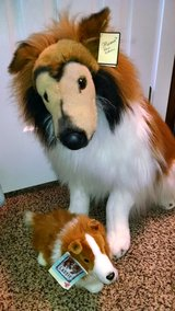 Collie Dog Stuffed Animals in Macon, Georgia