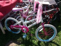 New condition bike in Fort Riley, Kansas
