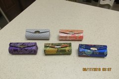 Mirrored Lipstick Cases -- For Carrying In Purse -- Brand New in Kingwood, Texas