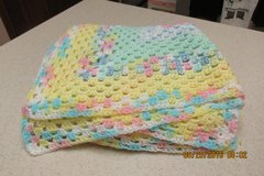 Freshly Crocheted Newborn Baby Blanket - Perfect For Gift in Houston, Texas
