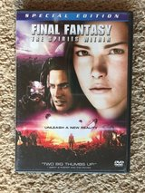 Final Fantasy the Spirits Within in Vacaville, California