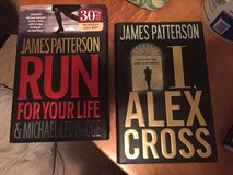 James Patterson books- brand new in Houston, Texas