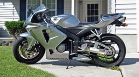 2006 Honda CBR 600RR in Camp Lejeune, North Carolina