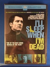 I'll Sleep When I'm Dead - DVD in Vacaville, California