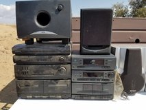 Home Audio Equipment. in Yucca Valley, California