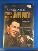 This is the Army (Ronald Reagan) - DVD in Vacaville, California