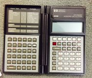 Hewlett Packard Advanced Scientific Calculator HP28S with manual in Okinawa, Japan
