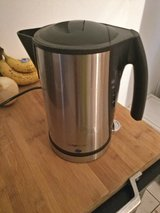 Stainless Steel Electric Water Kettle in Ramstein, Germany