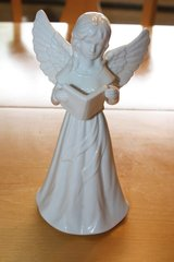 """Porcelain Angle Candle Holder  6"""" in Ramstein, Germany"""