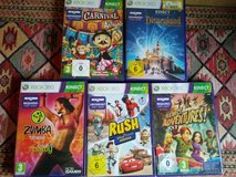 XBox 360 Kinect Games (German) in Ramstein, Germany